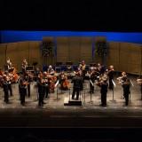 Marc Conducting Mozart Concert