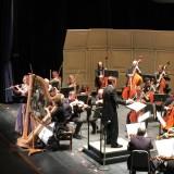 Marc in Action Mozart Flute & Harp Concerto